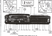 Interior, vacuum diagrams, heater/AC system, brakes, engine bay