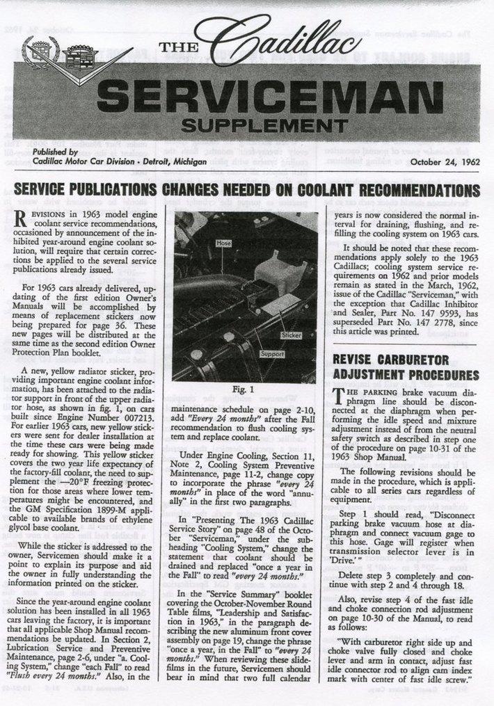 1962 - Oct- Supplement pg 1