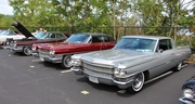 2013 CLC Boston Grand Natonal Car Show - 1963 & 1964 Cadillacs