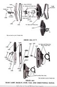 Tail Lamp Assembly Illustration and Pictures