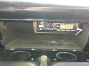 stereo install.