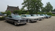 1963 Cadillac Meet-Up in the Netherlands