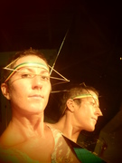 pyramid hat  !