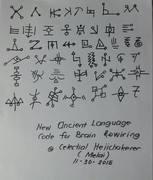 ANCIENT LANGUAGE CODE