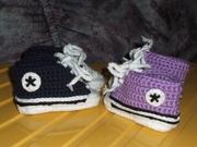 Schuhkollektion Chucks