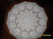 Tischdecke 80 cm