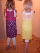 Kinderkleider gestrickt