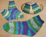 Socken für Pia