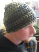 Mütze gehäkelt 2