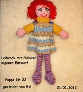 Puppe 22 fertig 21.01.2013