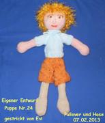 Puppe 24 fertig 07.02.2013