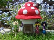 Pilzhaus vorne
