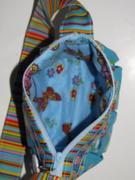 Mädchen-Handtasche von innen
