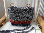 Tasche in Starstich-Muster