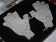 Marktfrauenhandschuhe