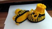 Schuhchen für kl. BVB-Fan