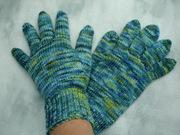 Meine ersten echten Viel-Finger-Handschuhe
