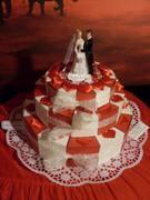 Hochzeitstorte Januar a 2014