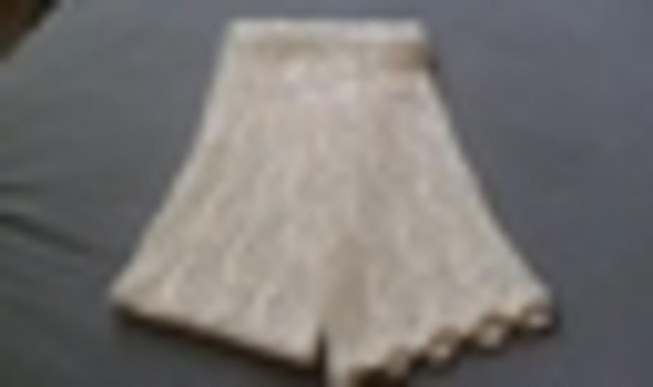 Schal Alpakawolle