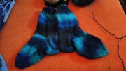 Socken selbst gestrickt