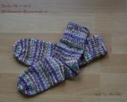 Socken Nr. 4  2016