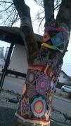 Strickgraffiti