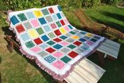Decken und Deckchen
