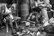 Lavorando a Payatas (Filippine)