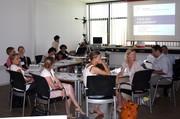 Behavioural Change Technique Workshop Aug. 2013