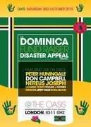 DOMINICA FUNDRAISER DANCE