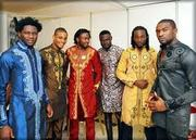 Fashion for the Afrikan inside the man...