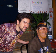 See with Marshall Allen
