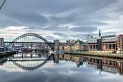 Early Morning on the Tyne