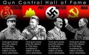 AXJ OPPOSES GUN CONTROL