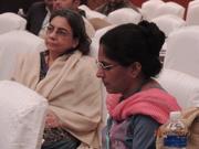 Ratna Sudarshan, next to Dr. Rita Savla