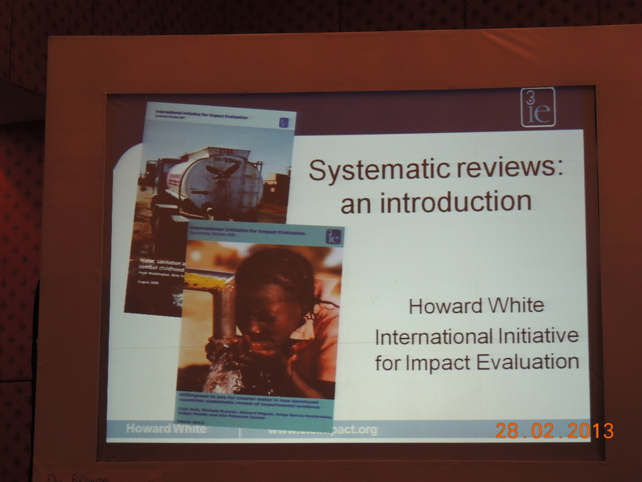 System Reviews in International Development