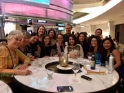 EvalGender+ informal meet up at AEA conf Oct 2016