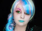 Monster High Lagoona Blue Great Scarrier Reef Makeup