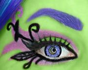 100 Days Of Makeup: Day 2 - Amanita Nightshade Scream And Sugar