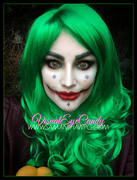 Glam Express 2016 Halloween Makeup Contest