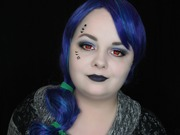 Monster High Whisp 13 Wishes Makeup Look