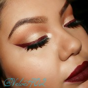 Cranberry Wing Liner