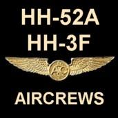 HH-52A/ HH-3F Aircrews
