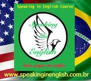 SPEAKING IN ENGLISH