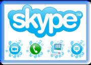 Improve your speaking skill using skype!