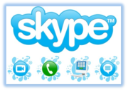 Improve your speaking skill using skype!