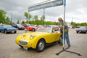 Austin Healey Club of Manitoba
