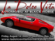 La Dolce Vita Automobil at Black Horse
