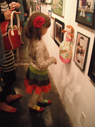 Papertoy Art Shows