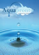 GENERADORES ATMOSFERICOS DE AGUA POTABLE (Aquapronto)
